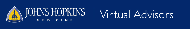 Johns Hopkins Medicine Virtual Advisors